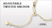 Adjustable Twisted Anchor